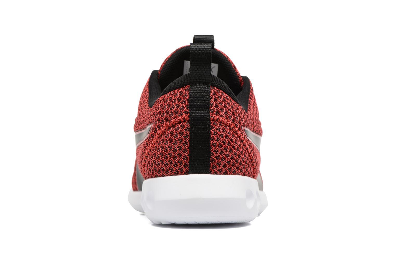 Chaussures de sport Puma Carson 2 Knit Rouge vue droite