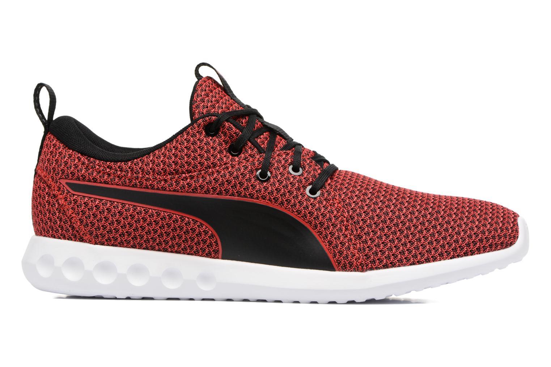 Chaussures de sport Puma Carson 2 Knit Rouge vue derrière