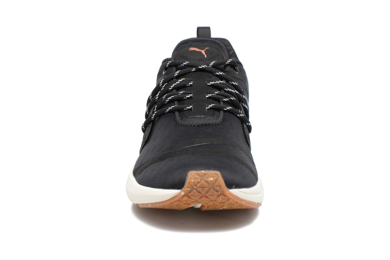 Baskets Puma Wns Pulse Ignite Noir vue portées chaussures