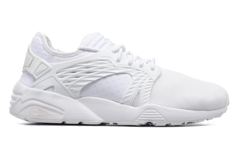 Sneakers Puma Blaze Cage Mono Bianco immagine posteriore