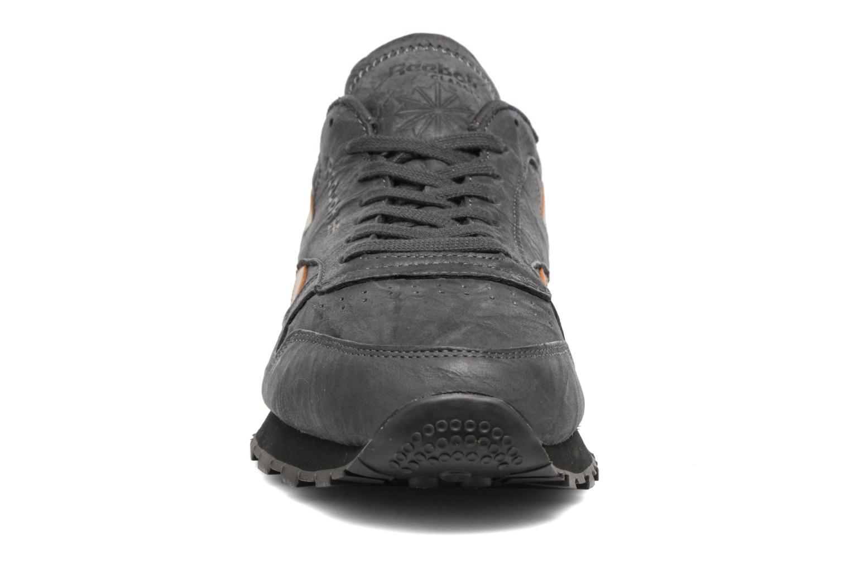Sneakers Reebok Cl Leather Tu Grijs model