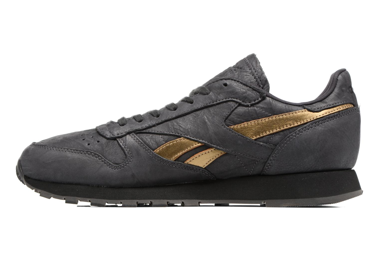 Sneakers Reebok Cl Leather Tu Grijs voorkant