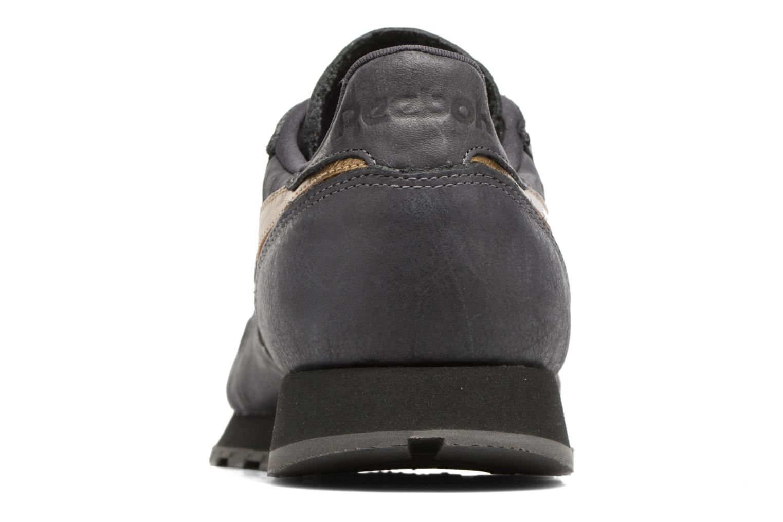 Cl Leather Tu Coal/Gold Enrod