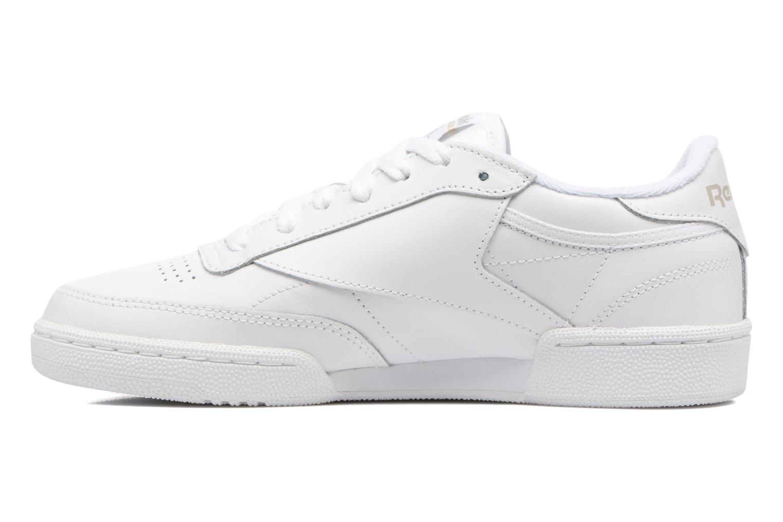Club C85 W White/light grey