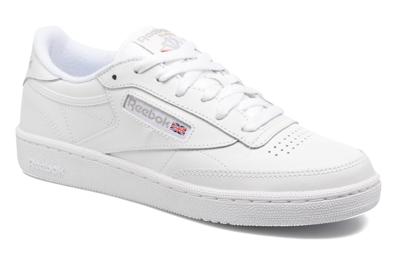 Club C85 White/light grey