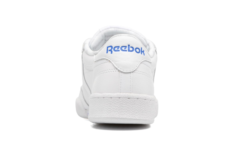 Baskets Reebok Club C 85 So Blanc vue droite