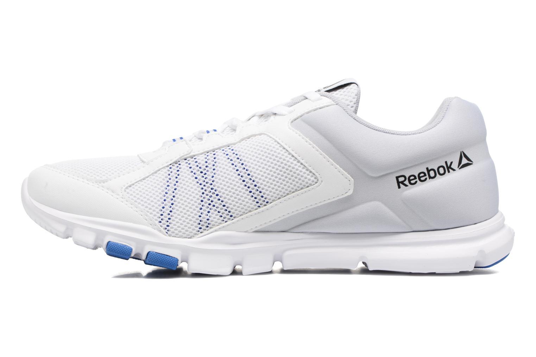 Chaussures de sport Reebok Yourflex Train 9.0 Blanc vue face