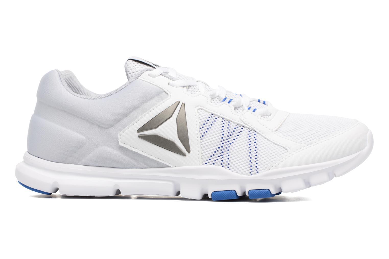 Chaussures de sport Reebok Yourflex Train 9.0 Blanc vue derrière