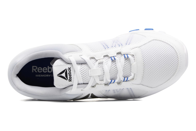 Chaussures de sport Reebok Yourflex Train 9.0 Blanc vue gauche