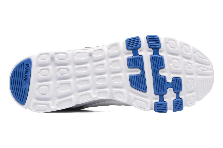 Chaussures de sport Reebok Yourflex Train 9.0 Blanc vue haut