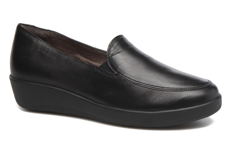 Grandes descuentos últimos zapatos (Negro) Stonefly Paseo IV 1 (Negro) zapatos - Mocasines Descuento ef1e4d