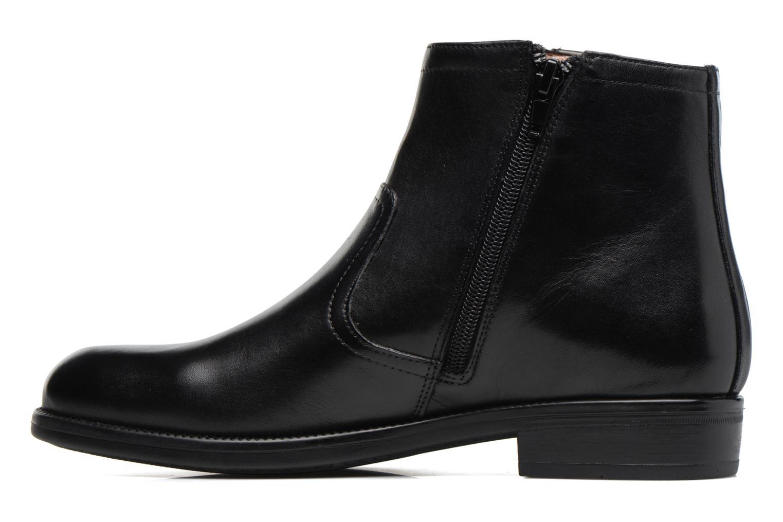Bottines et boots Stonefly Clyde 24 Noir vue face