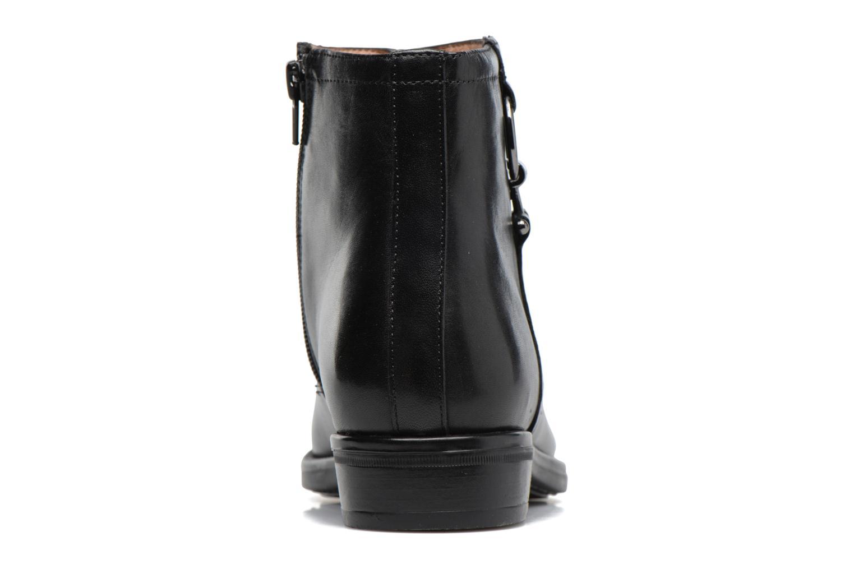 Bottines et boots Stonefly Clyde 24 Noir vue droite