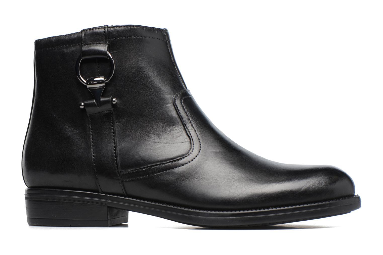 Bottines et boots Stonefly Clyde 24 Noir vue derrière