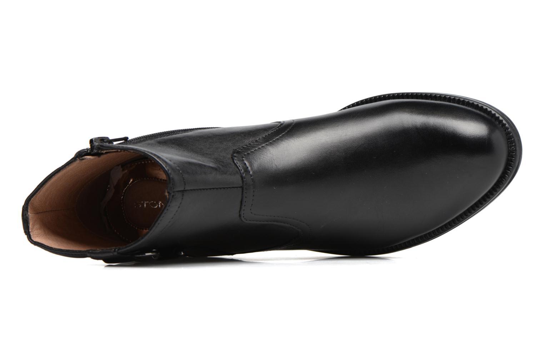 Bottines et boots Stonefly Clyde 24 Noir vue gauche