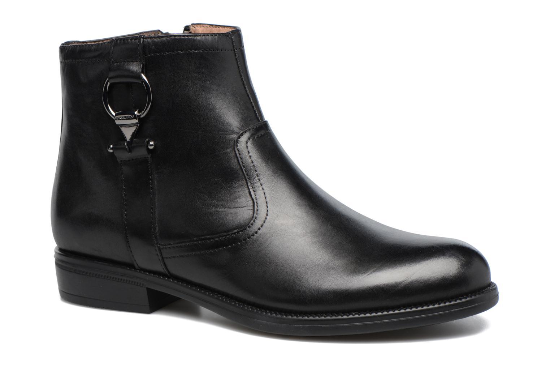 Bottines et boots Stonefly Clyde 24 Noir vue détail/paire