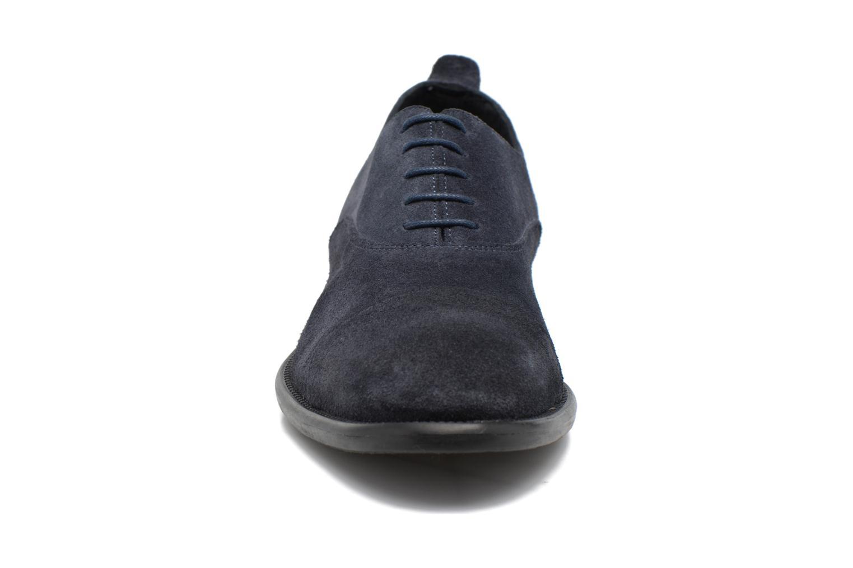 Chaussures à lacets Marvin&Co Delloni Bleu vue portées chaussures