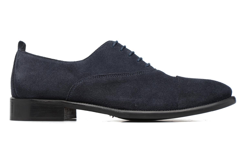 Chaussures à lacets Marvin&Co Delloni Bleu vue derrière