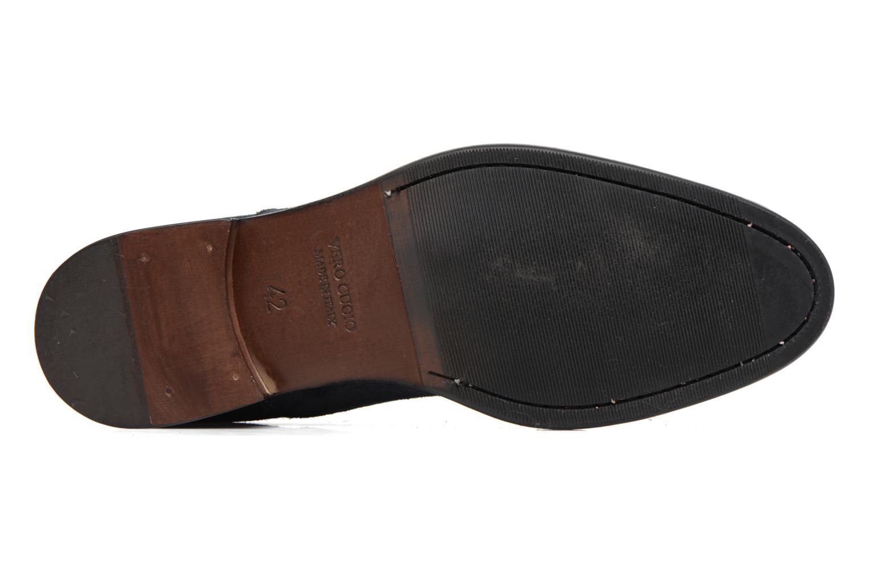 Chaussures à lacets Marvin&Co Delloni Bleu vue haut