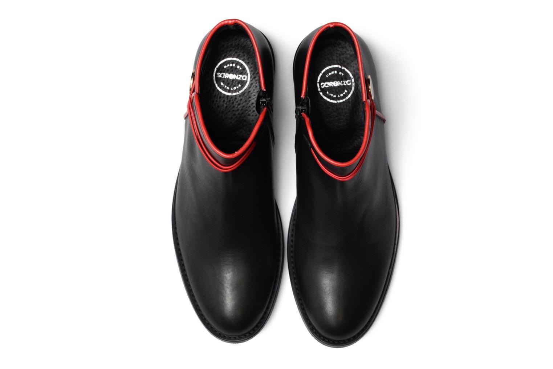 Bottines et boots Made by SARENZA Boots Camp #20 Noir vue portées chaussures