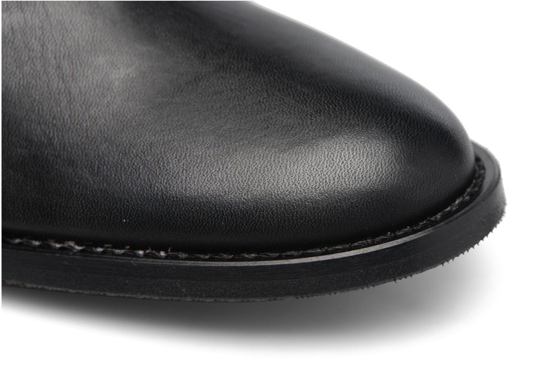 Bottines et boots Made by SARENZA Boots Camp #20 Noir vue gauche