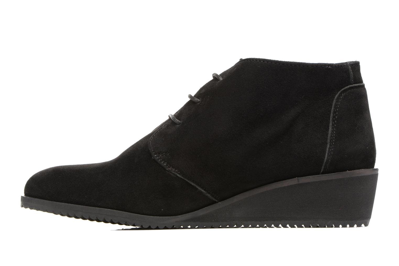 Bottines et boots Hush Puppies Colali Noir vue face
