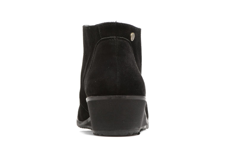 Bottines et boots Hush Puppies Colali Noir vue droite