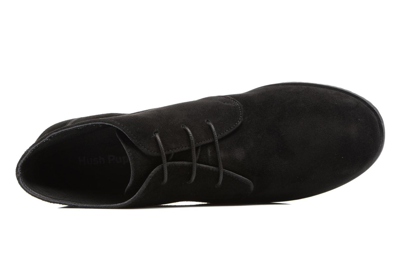 Bottines et boots Hush Puppies Colali Noir vue gauche