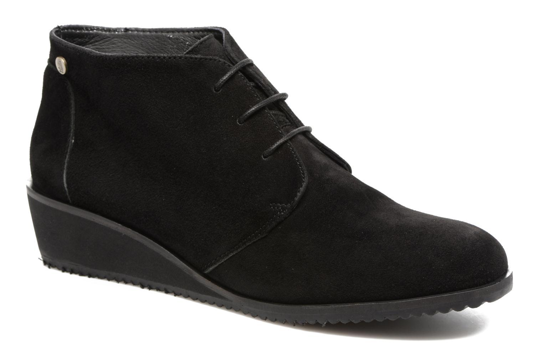 Bottines et boots Hush Puppies Colali Noir vue détail/paire