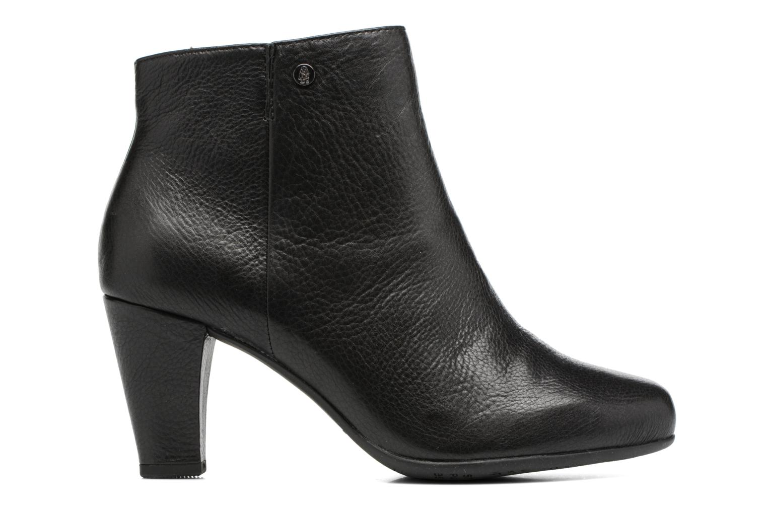 Ankle boots Hush Puppies Morning Black back view