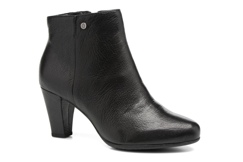 Bottines et boots Hush Puppies Morning Noir vue détail/paire