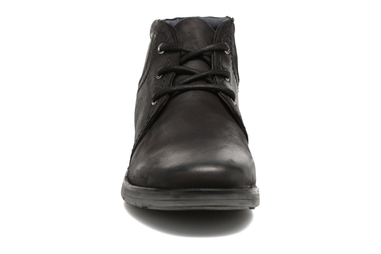 Bottines et boots Hush Puppies Esthoni Noir vue portées chaussures