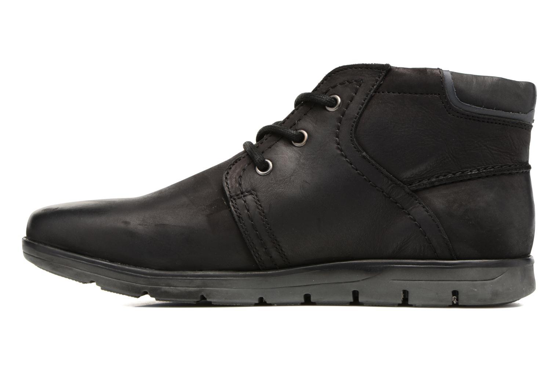Bottines et boots Hush Puppies Esthoni Noir vue face