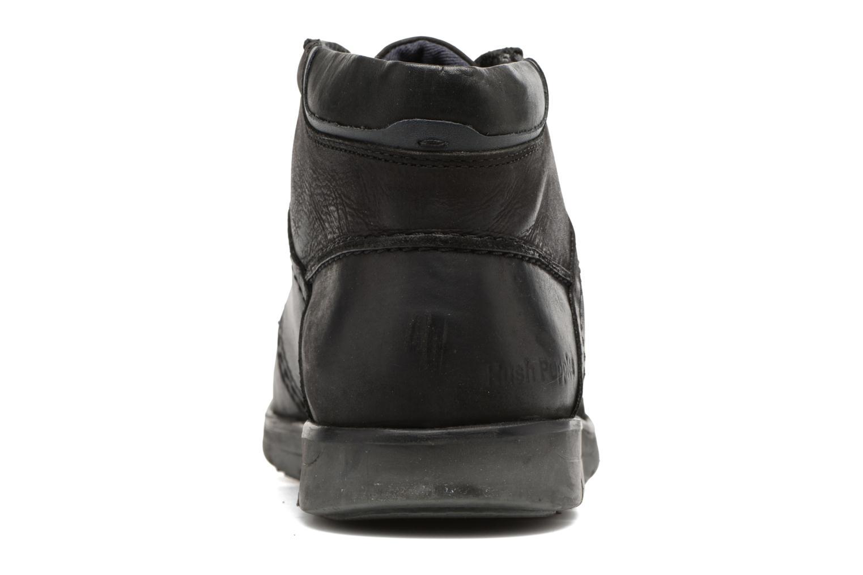 Bottines et boots Hush Puppies Esthoni Noir vue droite