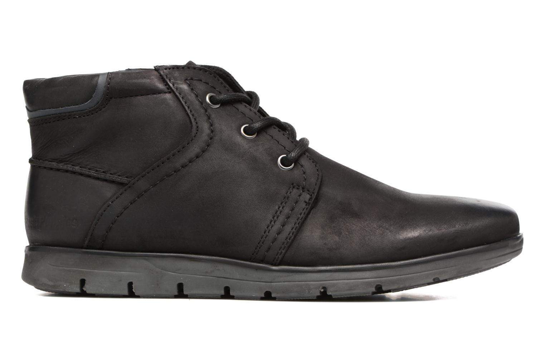 Bottines et boots Hush Puppies Esthoni Noir vue derrière