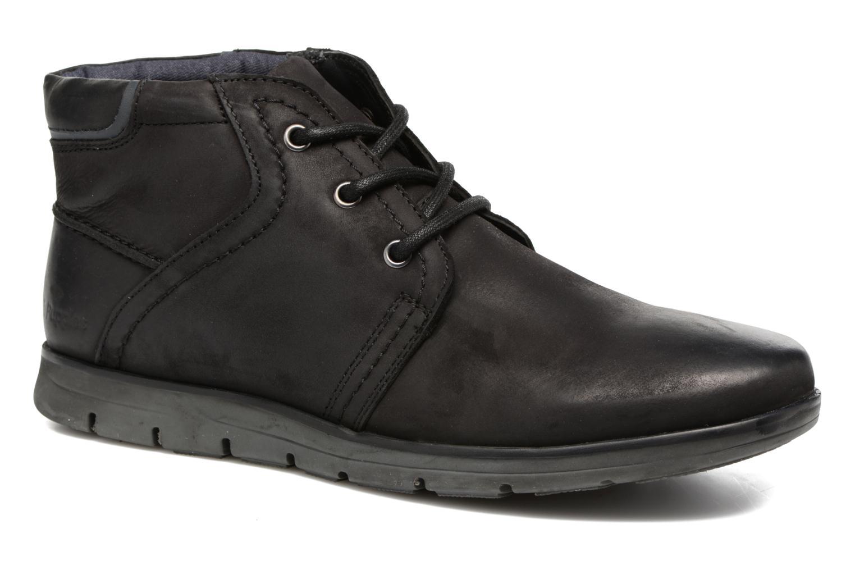 Bottines et boots Hush Puppies Esthoni Noir vue détail/paire