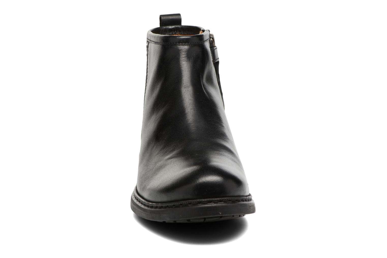 Bottines et boots Adolie Picpus Stone Noir vue portées chaussures