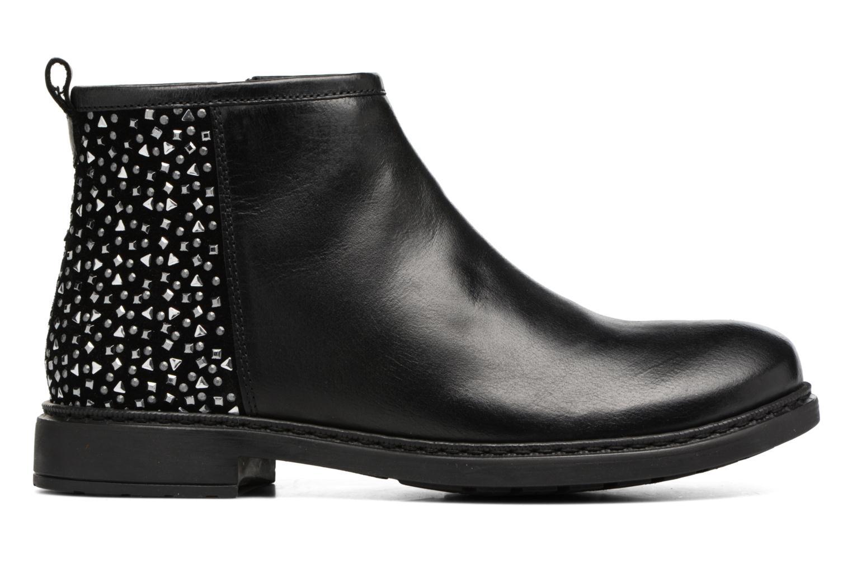 Bottines et boots Adolie Picpus Stone Noir vue derrière