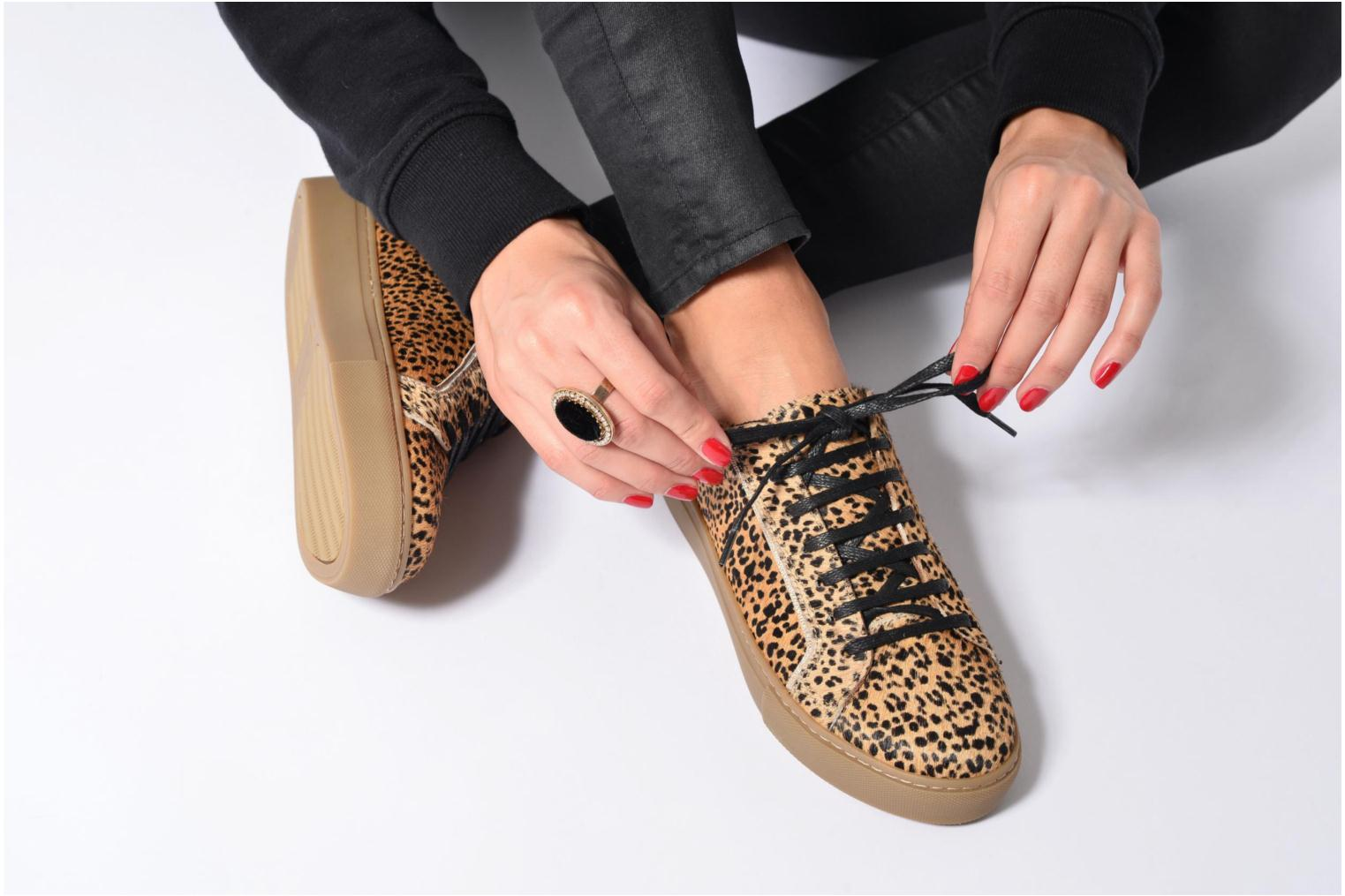 Tennis Chic 2 Mini Leopard
