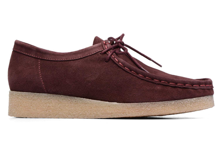 Chaussures à lacets Bensimon Derbys Casual Bordeaux vue derrière