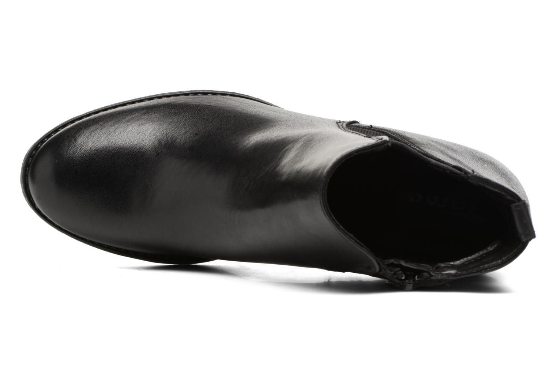 Bottines et boots Tamaris Circé Noir vue gauche