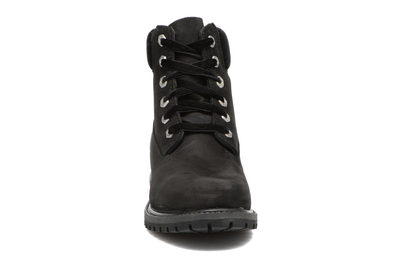 Stiefeletten & Boots Timberland 6in Premium WP Boot L/F- W schwarz schuhe getragen