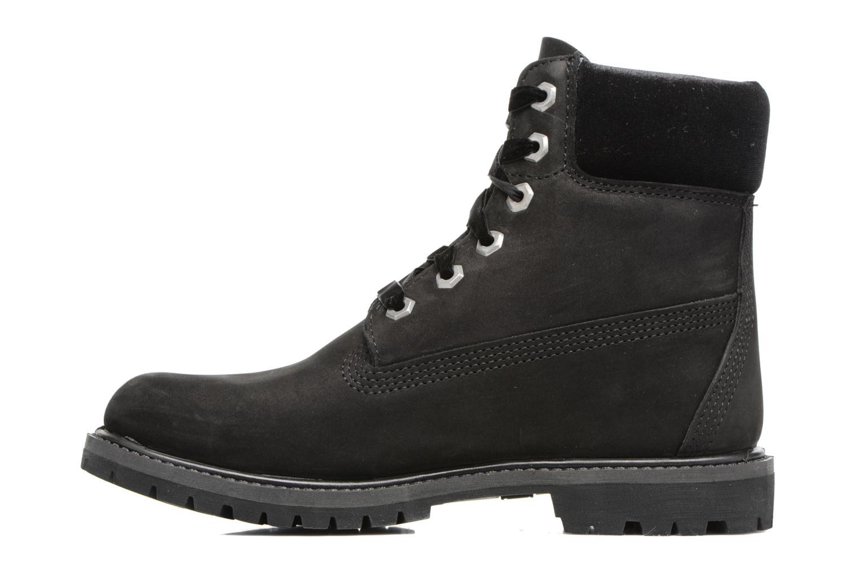 Stiefeletten & Boots Timberland 6in Premium WP Boot L/F- W schwarz ansicht von vorne