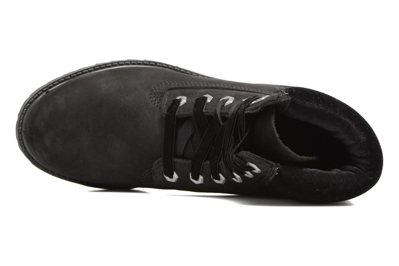 6in Premium WP Boot L/F- W Black Waterbuck