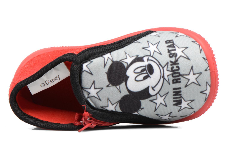 Chaussons Mickey Speleo Mickey Gris vue gauche