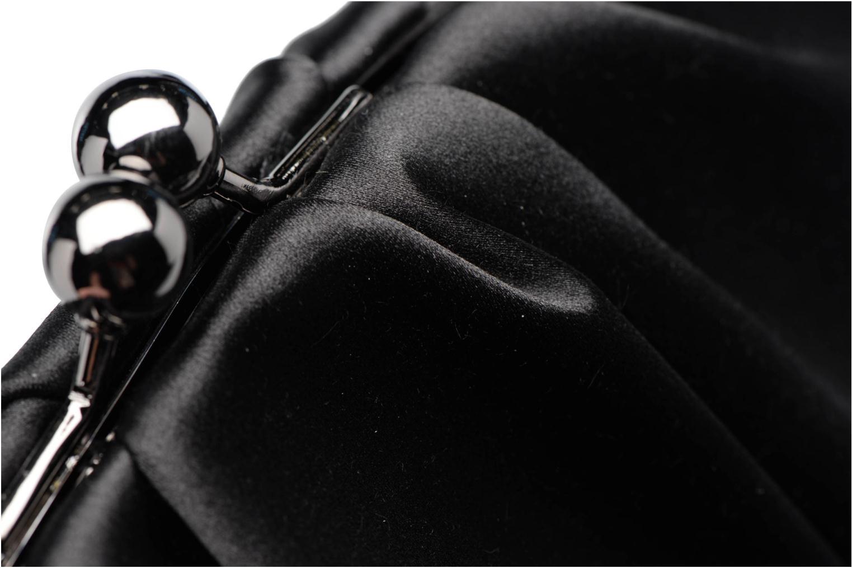 Petite Maroquinerie Menbur Paniculata Noir vue gauche
