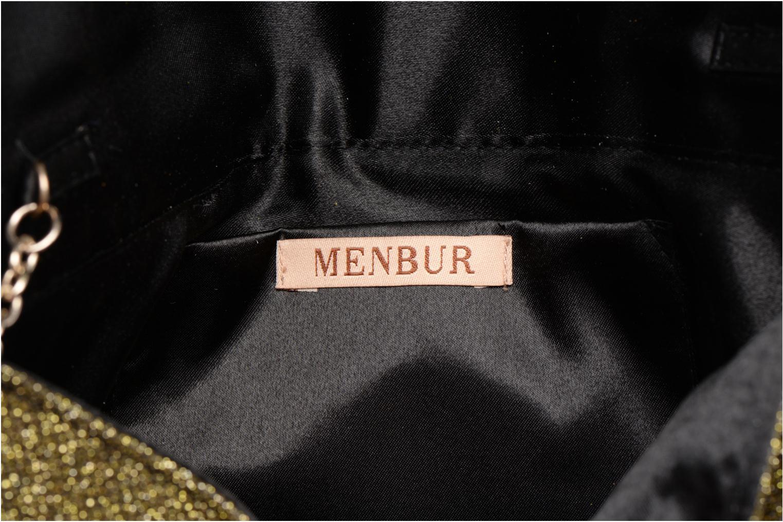 Sacs à main Menbur Grossi Or et bronze vue derrière
