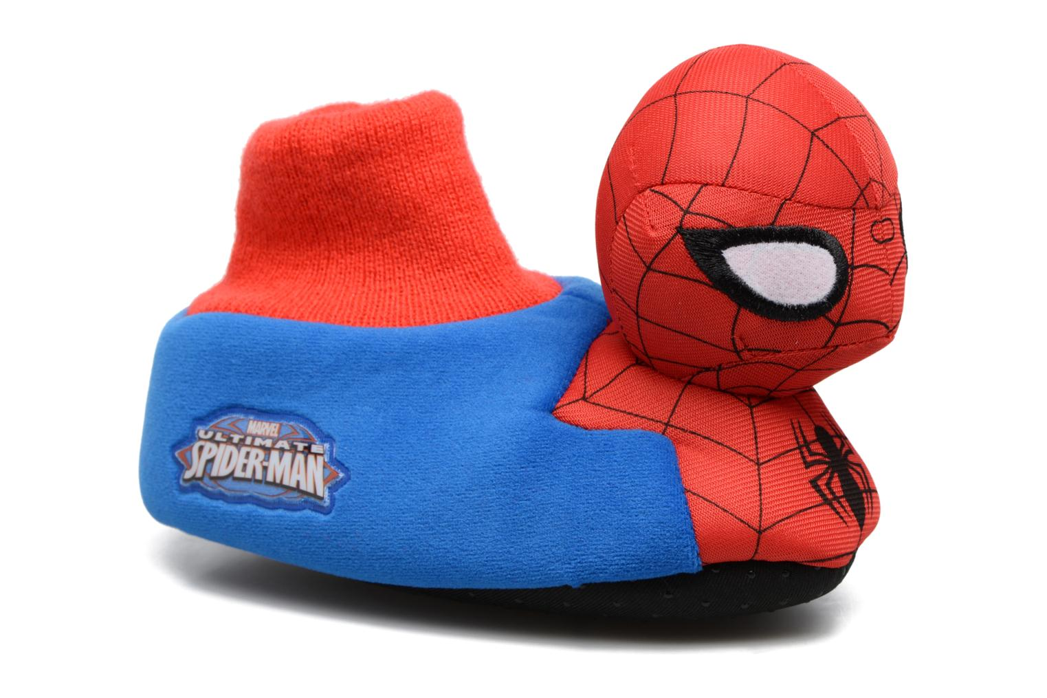 Slippers Spiderman S24967 Spiderman Blue detailed view/ Pair view
