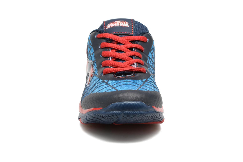 Baskets Spiderman Nandou Bleu vue portées chaussures