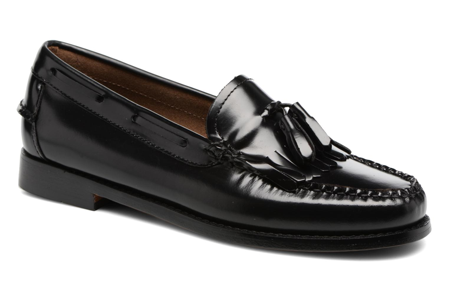 Loafers G.H. Bass Weejun WMN Esther Kiltie Black detailed view/ Pair view